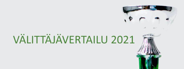 Välittäjävertailu 2021