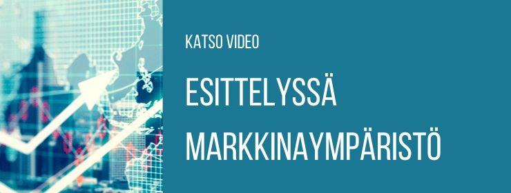 Sijoittaja.fi Markkinaympäristö