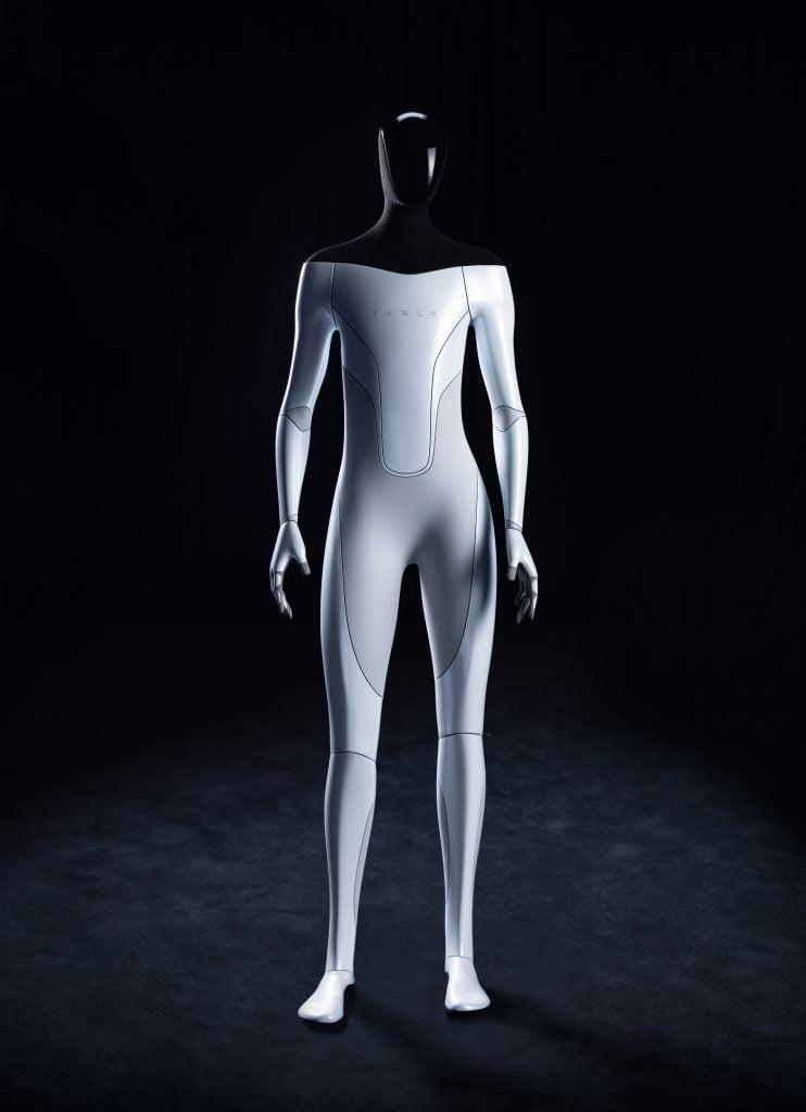 AI humanoidi.