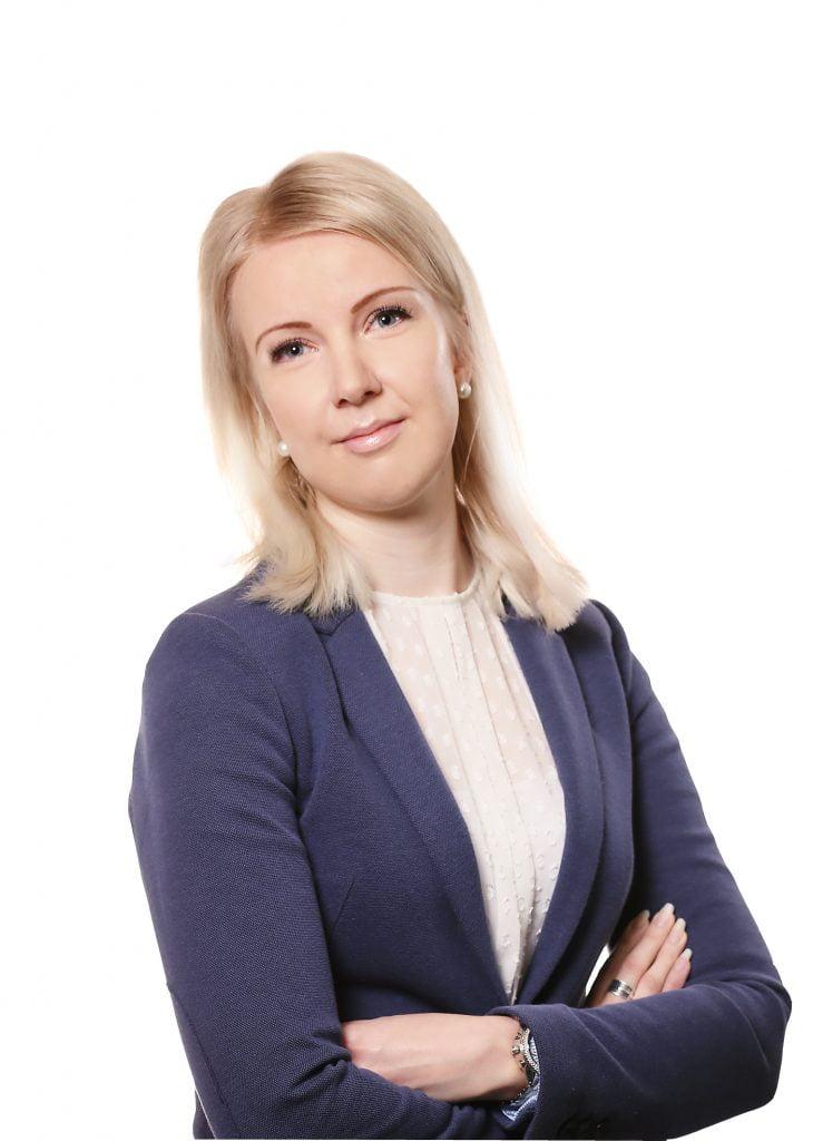 Johanna Ylianunti, PwC